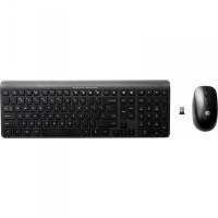 HP 2,4 Ghz-es vezeték nélküli billentyűzet+egér (G1K29AA)