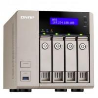 QNAP TVS-463-4G hálózati adattároló