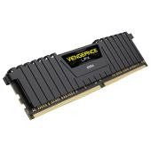 Corsair VENGEANCE® LPX 4GB (1 x 4GB) DDR4 DRAM 2400MHz C14 Memory Kit - Black (CMK4GX4M1A2400C14)