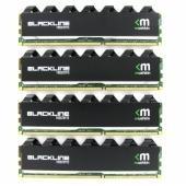 Mushkin Blackline 32GB (4x8GB) 2800MHz CL16 DDR4 memória