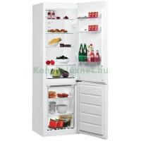 Whirlpool BSNF 8421 W Szabadonálló hűtőszekrény