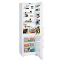 LIEBHERR CNP 4003 Kombinált hűtőszekrény alsó fagyasztóval NoFrost