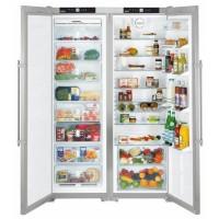 Liebherr SBSes 7252 Side-by-side hűtőszekrény