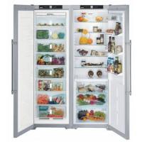 Liebherr SBSes 7253 Side-by-side hűtőszekrény