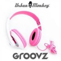 Easypix Urban Monkey GroovZ fejhallgató