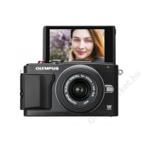 Olympus E-PL6 digitális fényképezőgép kit (14-42mm objektívvel)