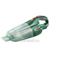 Bosch PAS 18 LI Set akkus kézi porszívó