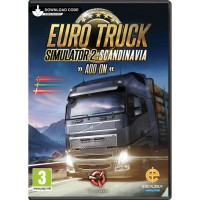 Euro Truck Simulator 2: Scandinavia - PC