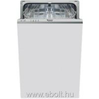 Hotpoint-Ariston LSTB 4B00 EU beépíthető mosogatógép, 10 teríték