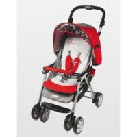 Baby Design Tiny sport babakocsi piros