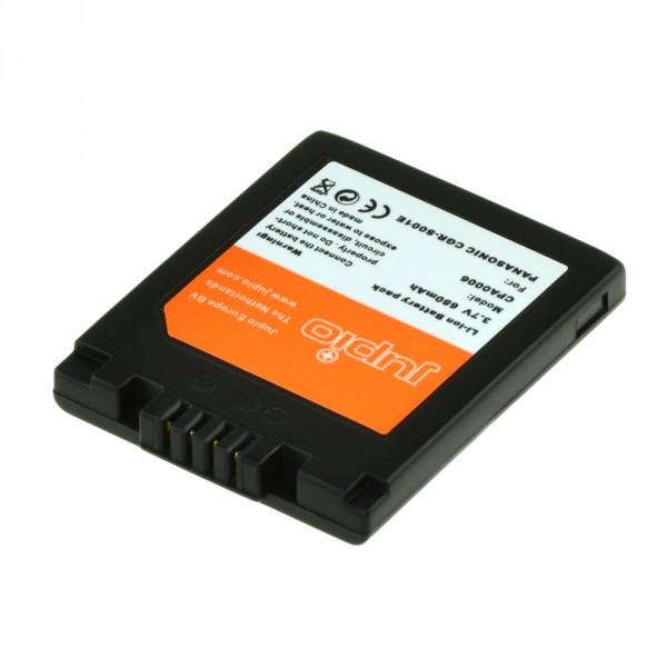 66c9098bf0e8 Panasonic CGR-S001, Panasonic DMW-BCA7, fényképezőgép utángyártott- akkumulátor, a Jupiotól