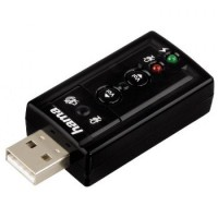 Hama 7.1 USB hangkártya /51620/