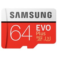 Samsung Evo Plus microSDXC 64GB (class 10) memóriakártya MB-MC64DA