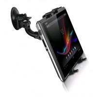 Whitenergy Univerzális autós tartó GSM / PDA / GPS szélvédőre (09607) Navigáció kiegészitö