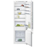 Siemens KI87VVF30 beépíthető kombinált hűtőszekrény