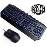CoolerMaster Storm Devastator magyar billentyűzet+egér