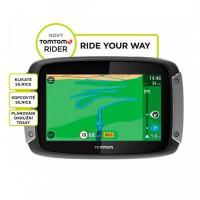 TomTom Rider 40 navigációs készülék