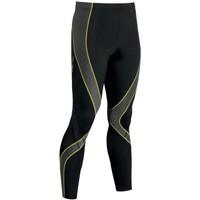 CW-X Pro Tights futónadrág (fekete-szürke-sárga) 7a0eb18e75