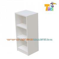 Todi Kaméleon-fehér nyitott polc pelenkázó toldalék alá fehér  06907ccfe0