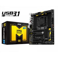 MSI X99A MPOWER alaplap