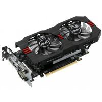 Asus Radeon R7 360 2GB DDR5 OC videokártya