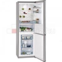 AEG alulfagyasztós kombinált No Frost hűtőszekrény S83520CMX2