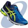 Asics Gel-Pulse 7 (férfi) futócipő (kék-sárga-tintakék)