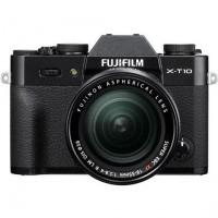 Fujifilm FinePix X-T10 fényképezőgép kit (18-55mm objektívvel)