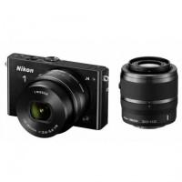 Nikon 1 J5 fényképezőgép kit (10-30mm+30-110mm objektívvel)