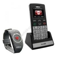 Maxcom MM715BB mobiltelefon időseknek