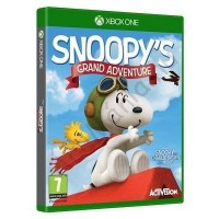 The Peaunts Movie: Snoopy's Grand Adventure - Xbox One játékprogram