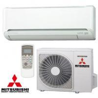 Mitsubishi SRK25ZJ inverteres klíma (2,5 kw hűtő-fűtő egység)