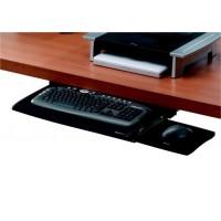 Billentyűzettartó, kihúzható, FELLOWES Office Suites™ Deluxe (IFW80312)