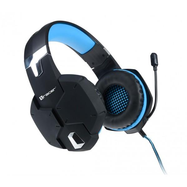 Gaming Headset TRACER DRAGON BLUE d72339e5e6