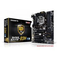 Gigabyte GA-Z170-D3H alaplap