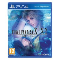 Final Fantasy 10/10-2 (HD Remaster) - PS4