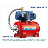 Pedrollo JSWm 1BX 24CL házi vízmű
