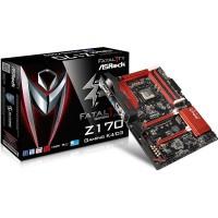 ASRock Fatal1ty Z170 Gaming K4/D3 alaplap