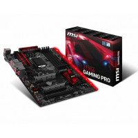 MSI Z170A GAMING PRO alaplap