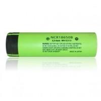 Panasonic NCR18650b 2900mAh li-ion elektromos cigi, e-cigi, e-cigaretta, hobbi elektronika, stb. akkumulátor