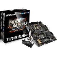 ASRock Z170 Extreme4+ alaplap