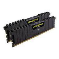 Corsair VENGEANCE® LPX 8GB (2 x 4GB) DDR4 DRAM 2133MHz C13 Memory Kit - Black (CMK8GX4M2A2133C13) Memória