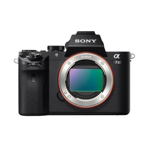 Sony Alpha 7 II fényképezőgép fényképezőgép 7534b4aeb9