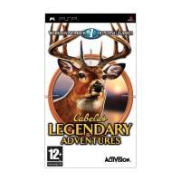 Cabela's Legendary Adventures - PSP