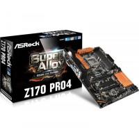 ASRock Z170 Pro4 alaplap