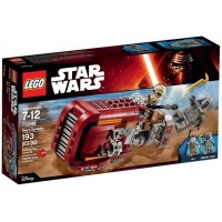 LEGO Star Wars - Rey siklója (75099)