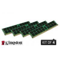 Kingston 16GB (4x4GB) 2133MHz DDR4 CL15 szerver memória (KVR21R15S8K4/16)