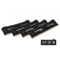 Kingston HyperX Savage 16GB (4x4GB) 3000MHz DDR4 CL15 memória (HX430C15SBK4/16)