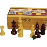 Abbey sakkfigura készlet, 93 mm