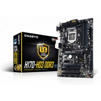 Gigabyte GA-H170-HD3 DDR3 alaplap